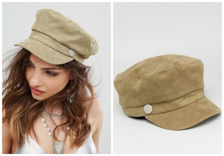 b247a22361e76 Béret et casquette militaire, les derniers must have! | La Vie ...