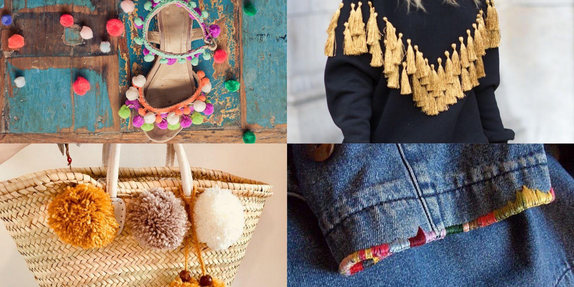 Surréaliste DIY: Customiser ses vêtements pour le printemps, c'est facile NJ-97
