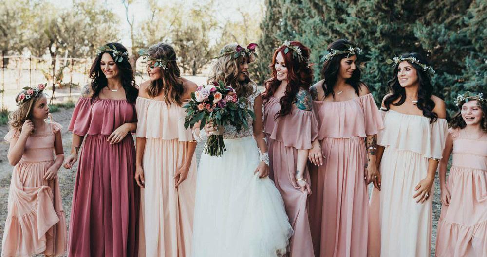 Invitée à un mariage bohème: comment s'habiller?